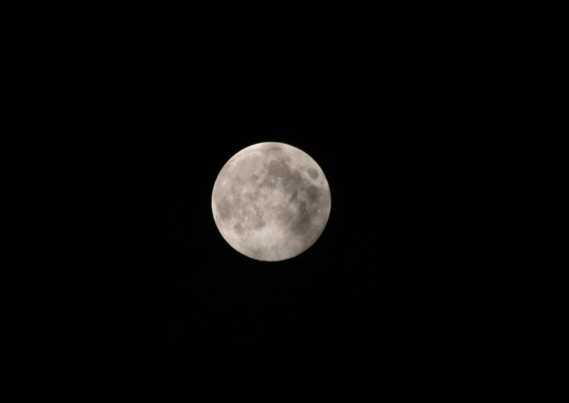 Blue Moon  Aug 20, 2013