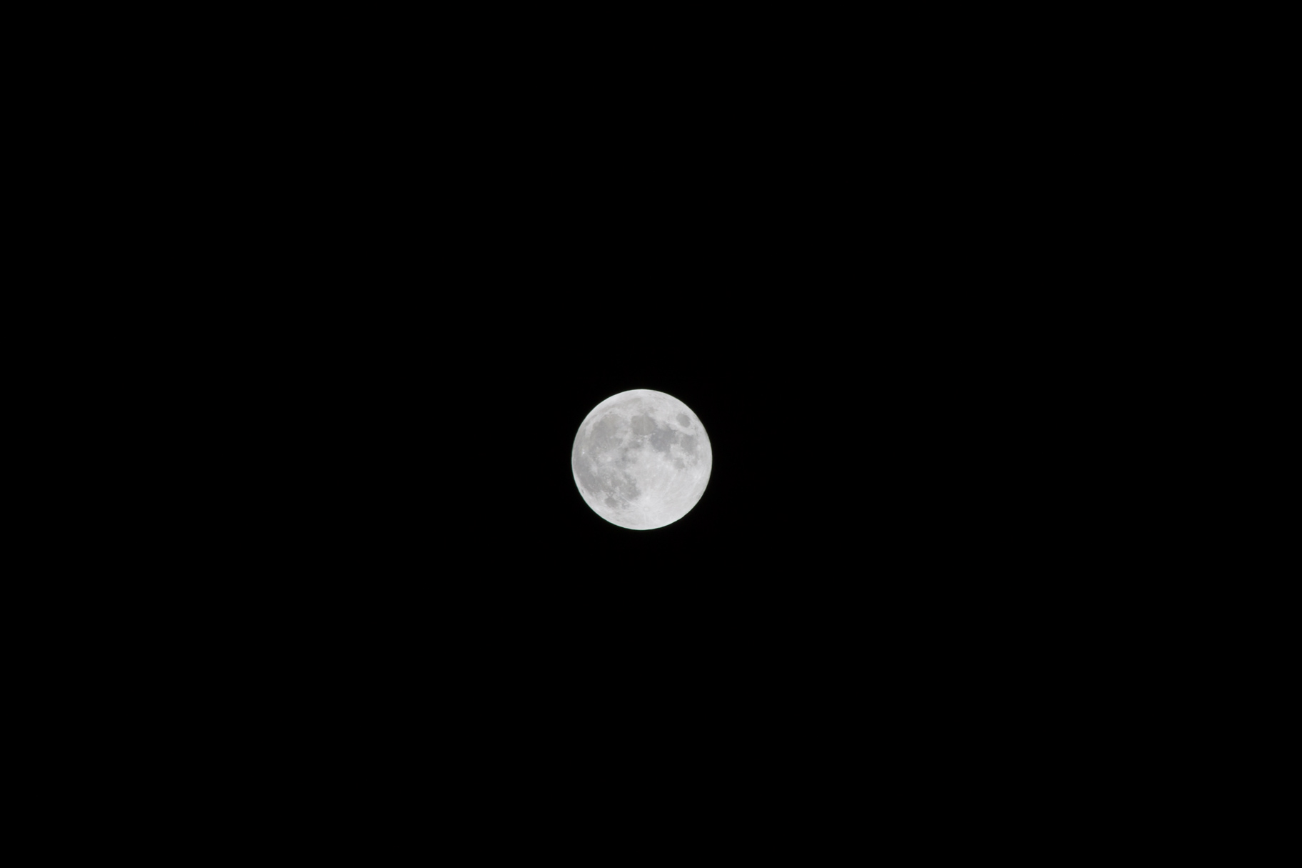 Lunar Eclipse Oct 18, 2013